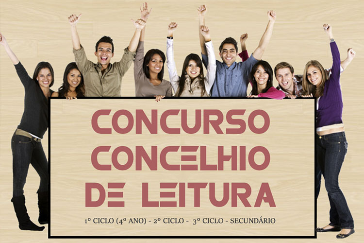 4ª Edição do Concurso Concelhio de Leitura