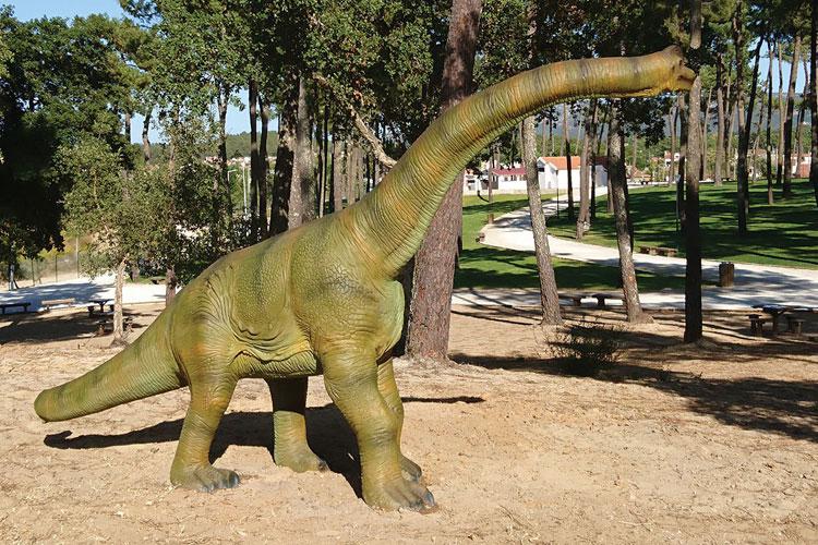 Dinossauros em Sesimbra