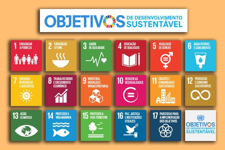 Objetivos de Desenvolvimento Sustentável – ODS 2030